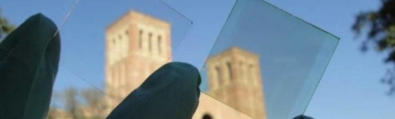 Célula transparente convertirá las ventanas en fuente de energía