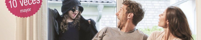 Puertas y Ventanas antirrobo: pónselo difícil a los ladrones